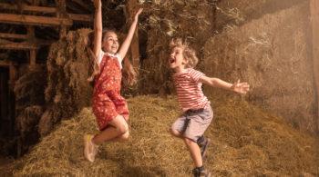 Bauernhof-Effekt schützt vor Allergien