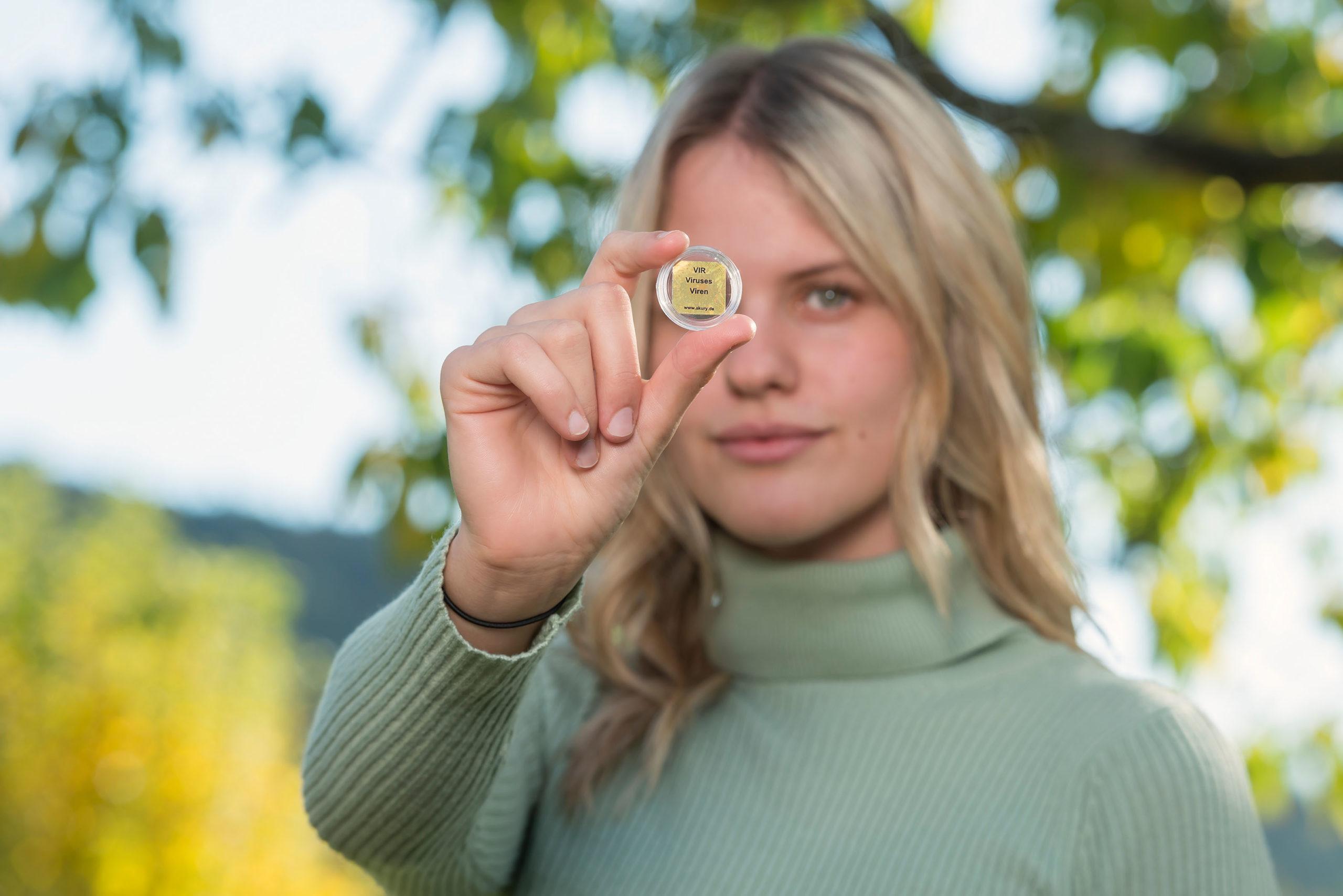 Informations-Chips zur Ausleitung von Giften